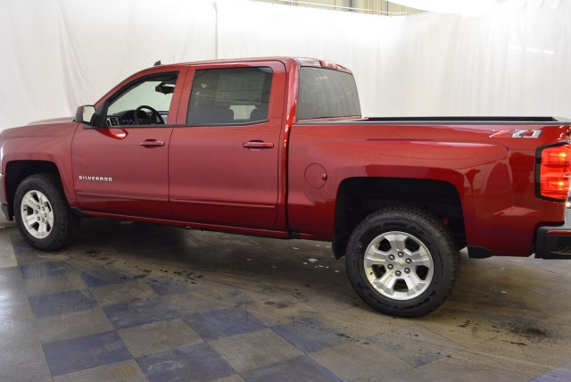 2018 Silverado 1500 Crew Cab 4x4,  Pickup #T81386 - photo 6