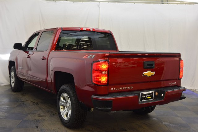 2018 Silverado 1500 Crew Cab 4x4,  Pickup #T81386 - photo 7