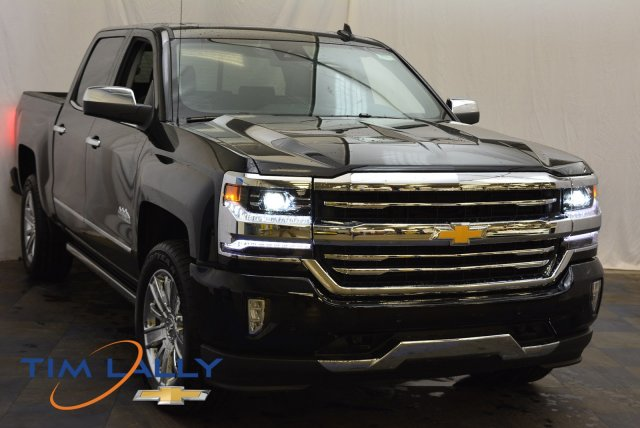 2018 Silverado 1500 Crew Cab 4x4,  Pickup #T81397 - photo 1