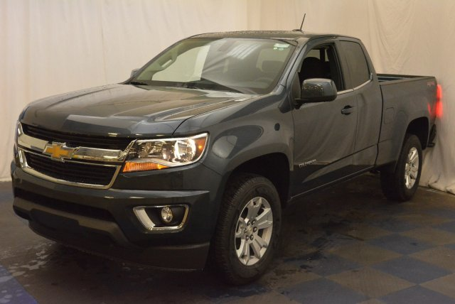 2019 Colorado Extended Cab 4x4,  Pickup #T90126 - photo 5