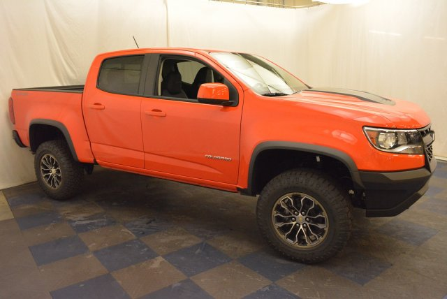 2019 Colorado Crew Cab 4x4,  Pickup #T90131 - photo 5