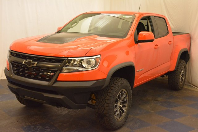 2019 Colorado Crew Cab 4x4,  Pickup #T90131 - photo 3
