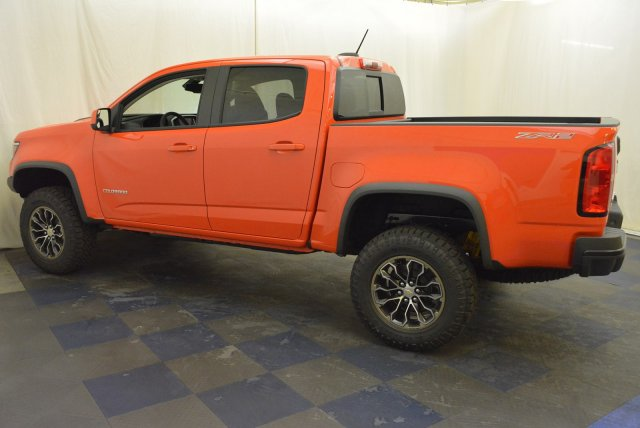 2019 Colorado Crew Cab 4x4,  Pickup #T90131 - photo 7