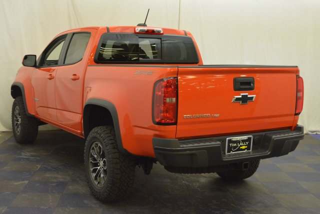 2019 Colorado Crew Cab 4x4,  Pickup #T90131 - photo 4