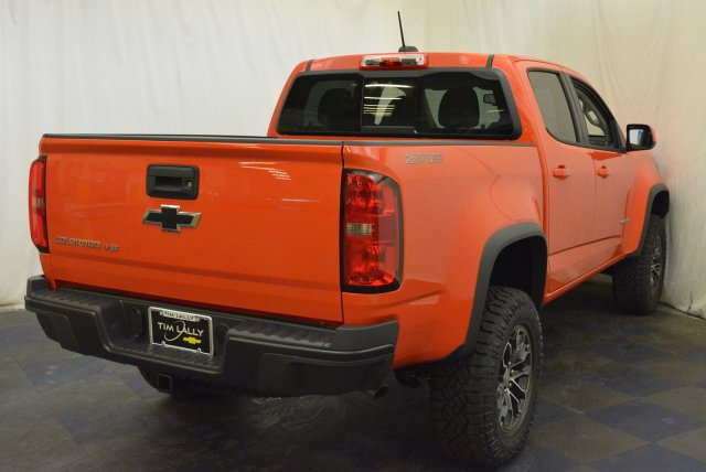 2019 Colorado Crew Cab 4x4,  Pickup #T90131 - photo 2