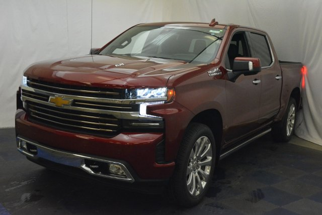 2019 Silverado 1500 Crew Cab 4x4,  Pickup #T90155 - photo 5