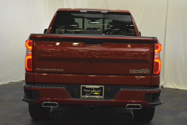 2019 Silverado 1500 Crew Cab 4x4,  Pickup #T90155 - photo 8