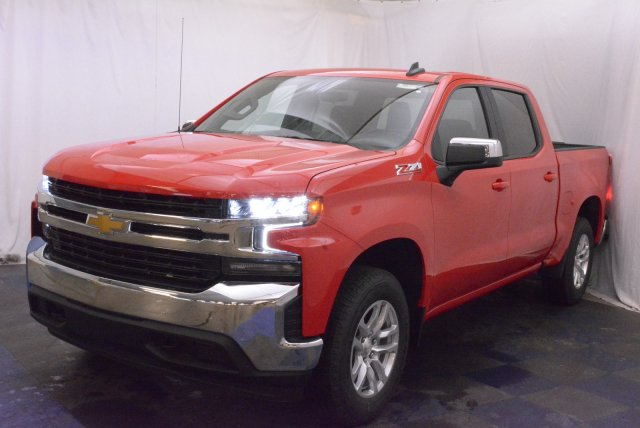 2019 Silverado 1500 Crew Cab 4x4,  Pickup #T90165 - photo 5