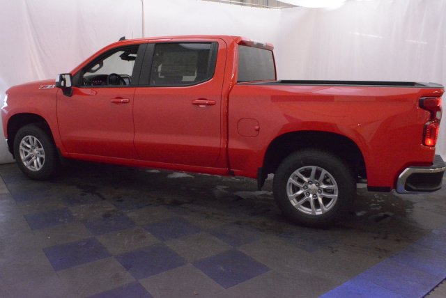 2019 Silverado 1500 Crew Cab 4x4,  Pickup #T90165 - photo 6