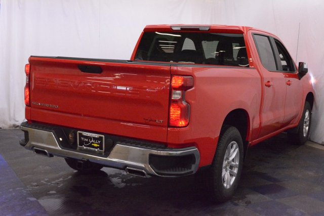 2019 Silverado 1500 Crew Cab 4x4,  Pickup #T90165 - photo 2