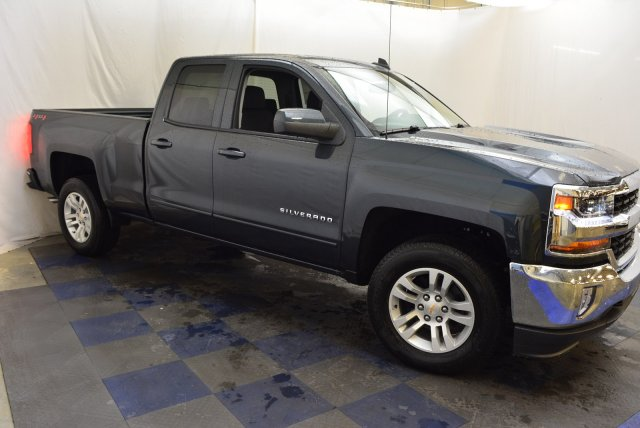 2019 Silverado 1500 Double Cab 4x4,  Pickup #T90219 - photo 5