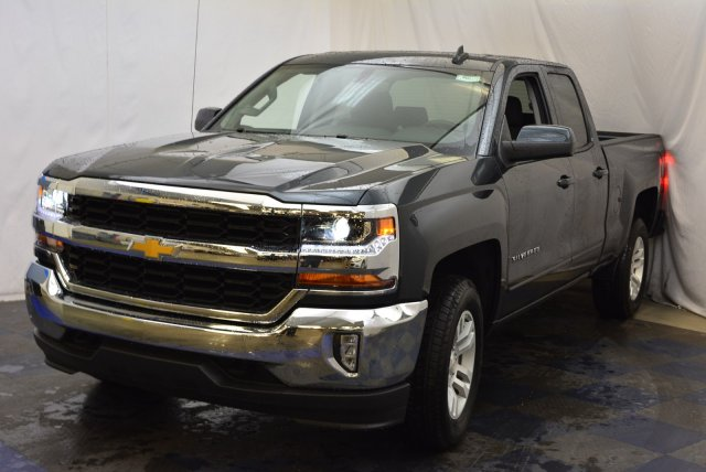 2019 Silverado 1500 Double Cab 4x4,  Pickup #T90219 - photo 3