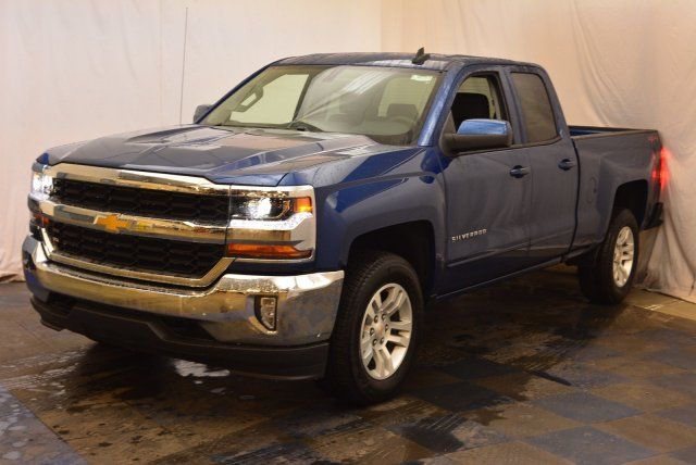 2019 Silverado 1500 Double Cab 4x4,  Pickup #T90227 - photo 5