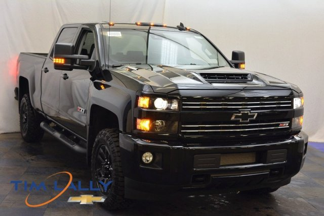 2019 Silverado 2500 Crew Cab 4x4,  Pickup #T90282 - photo 1