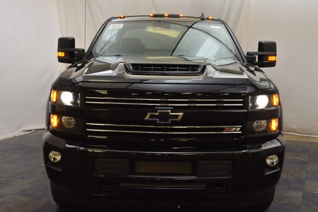 2019 Silverado 2500 Crew Cab 4x4,  Pickup #T90282 - photo 4