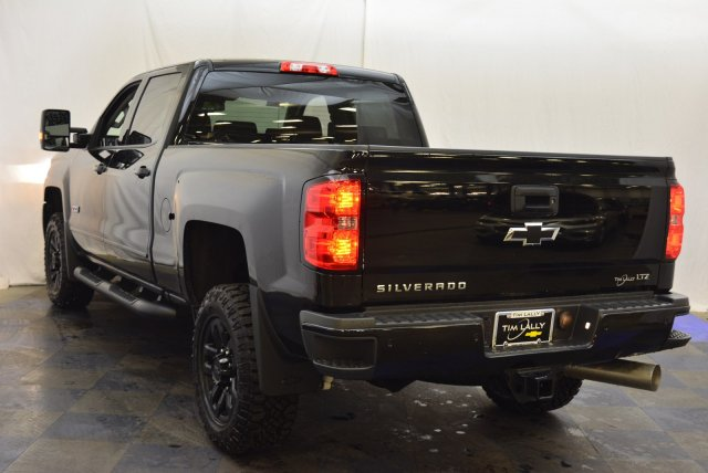 2019 Silverado 2500 Crew Cab 4x4,  Pickup #T90282 - photo 7