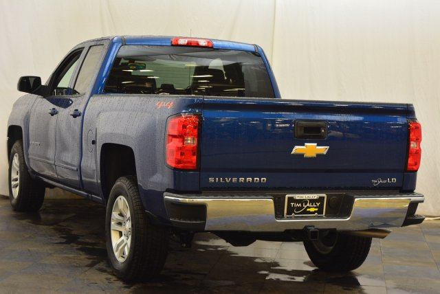 2019 Silverado 1500 Double Cab 4x4,  Pickup #T90302 - photo 7