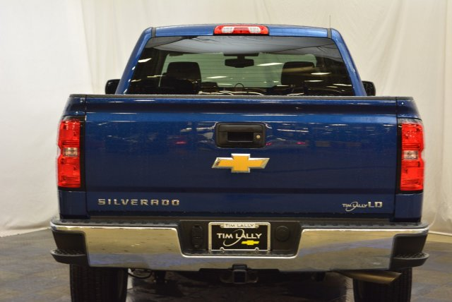 2019 Silverado 1500 Double Cab 4x4,  Pickup #T90302 - photo 8