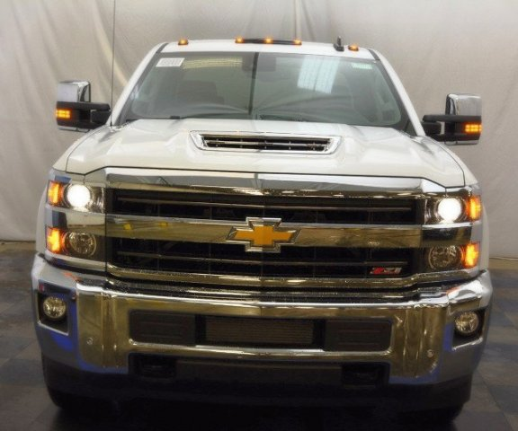 2019 Silverado 3500 Crew Cab 4x4,  Pickup #T90341 - photo 4