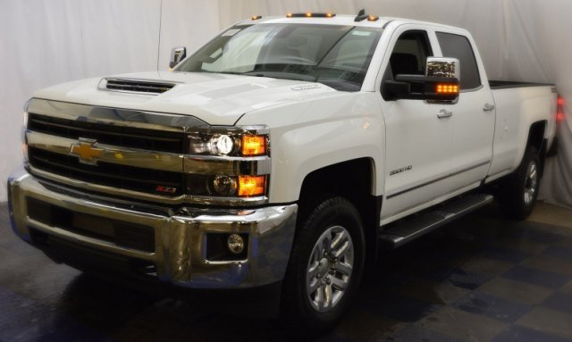 2019 Silverado 3500 Crew Cab 4x4,  Pickup #T90341 - photo 5