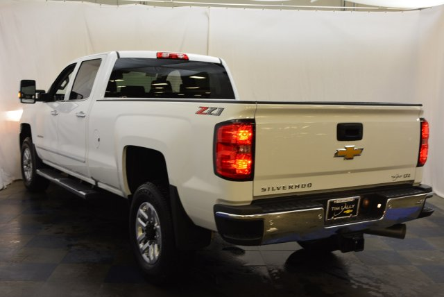 2019 Silverado 3500 Crew Cab 4x4,  Pickup #T90341 - photo 7