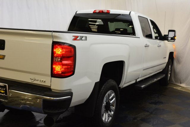 2019 Silverado 3500 Crew Cab 4x4,  Pickup #T90341 - photo 2