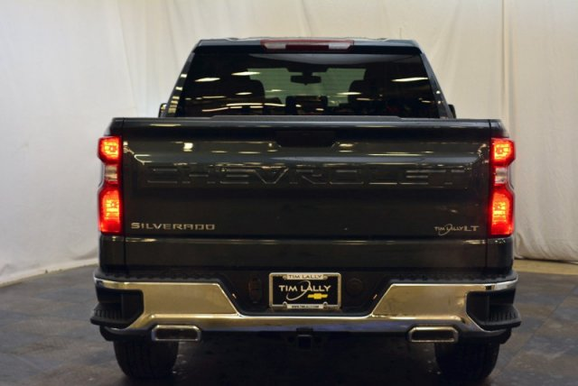 2019 Silverado 1500 Crew Cab 4x4,  Pickup #T90355 - photo 8