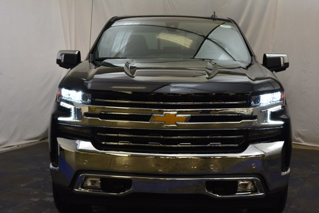 2019 Silverado 1500 Crew Cab 4x4,  Pickup #T90370 - photo 4