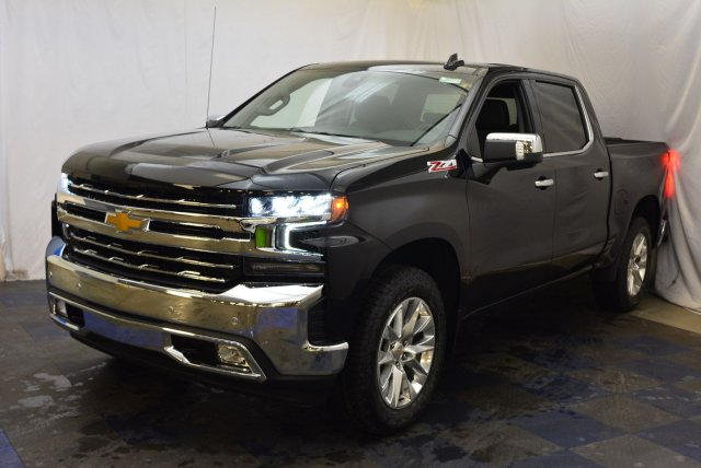 2019 Silverado 1500 Crew Cab 4x4,  Pickup #T90370 - photo 5