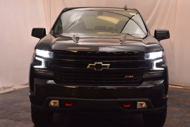 2019 Silverado 1500 Crew Cab 4x4,  Pickup #T90412 - photo 4