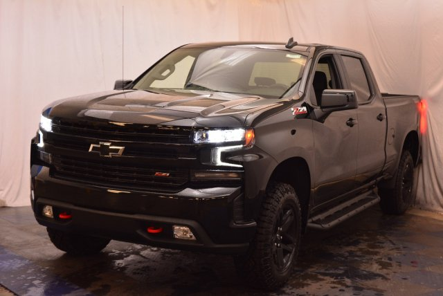 2019 Silverado 1500 Crew Cab 4x4,  Pickup #T90412 - photo 5
