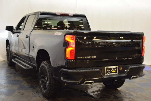 2019 Silverado 1500 Crew Cab 4x4,  Pickup #T90412 - photo 7