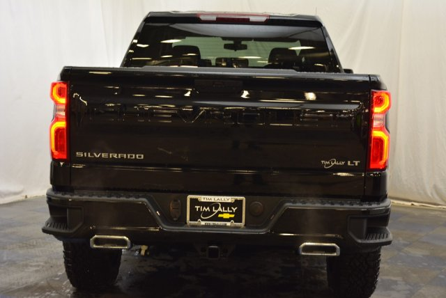 2019 Silverado 1500 Crew Cab 4x4,  Pickup #T90412 - photo 8