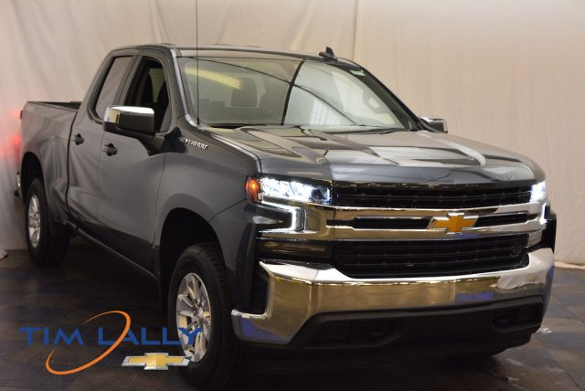 2019 Silverado 1500 Double Cab 4x4,  Pickup #T90424 - photo 3