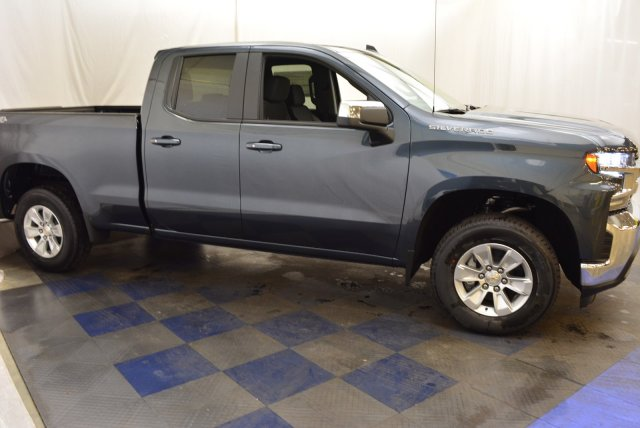 2019 Silverado 1500 Double Cab 4x4,  Pickup #T90424 - photo 4