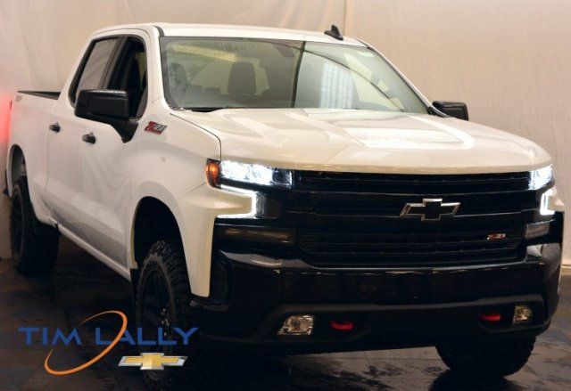 2019 Silverado 1500 Crew Cab 4x4,  Pickup #T90500 - photo 3