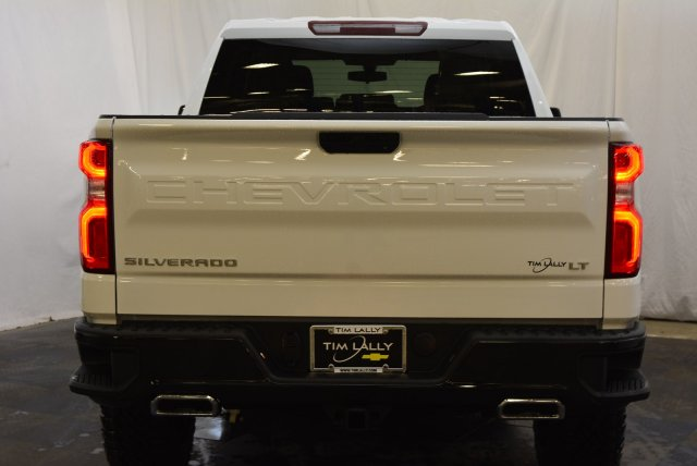 2019 Silverado 1500 Crew Cab 4x4,  Pickup #T90500 - photo 7