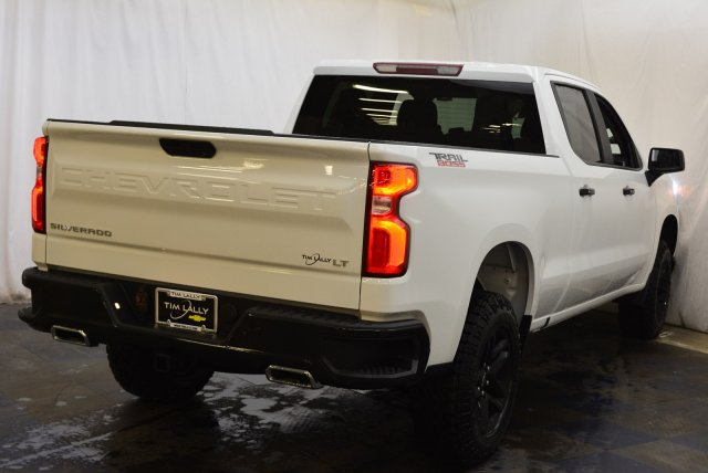 2019 Silverado 1500 Crew Cab 4x4,  Pickup #T90500 - photo 8