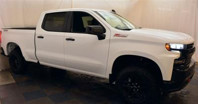 2019 Silverado 1500 Crew Cab 4x4,  Pickup #T90500 - photo 4