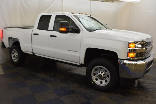 2019 Silverado 2500 Double Cab 4x4,  Pickup #T90545 - photo 3