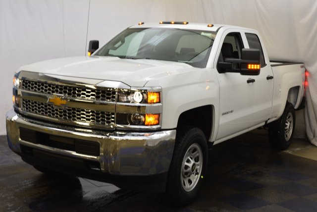2019 Silverado 2500 Double Cab 4x4,  Pickup #T90545 - photo 5