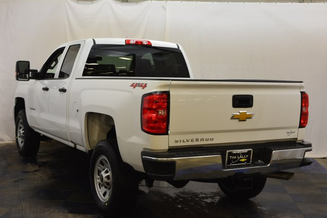 2019 Silverado 2500 Double Cab 4x4,  Pickup #T90545 - photo 2
