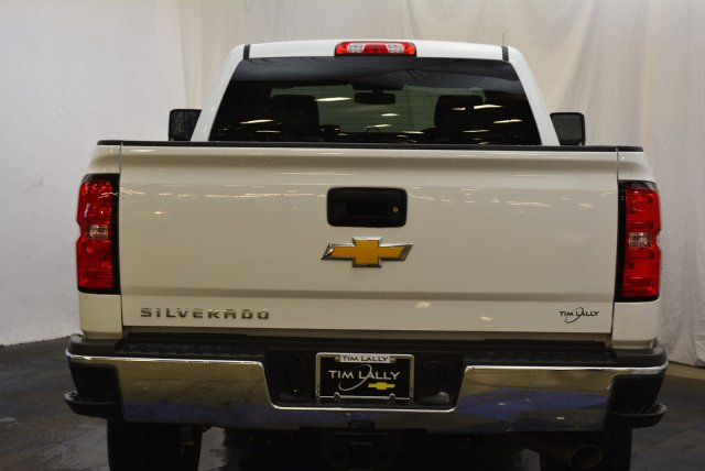 2019 Silverado 2500 Double Cab 4x4,  Pickup #T90545 - photo 7
