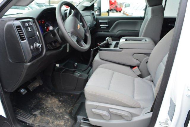 2019 Silverado 3500 Crew Cab 4x4,  BOSS Snowplow Pickup #T90547 - photo 10
