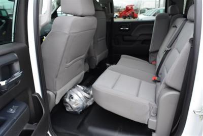 2019 Silverado 3500 Crew Cab 4x4,  BOSS Snowplow Pickup #T90547 - photo 12