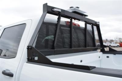 2019 Silverado 3500 Crew Cab 4x4,  BOSS Snowplow Pickup #T90547 - photo 6