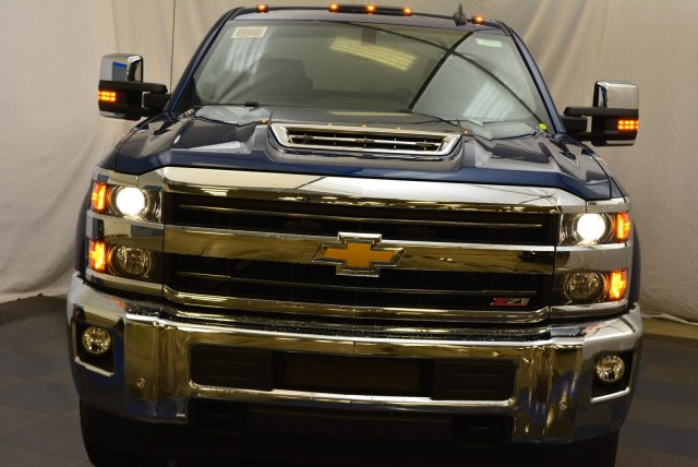 2019 Silverado 2500 Crew Cab 4x4,  Pickup #T90557 - photo 4