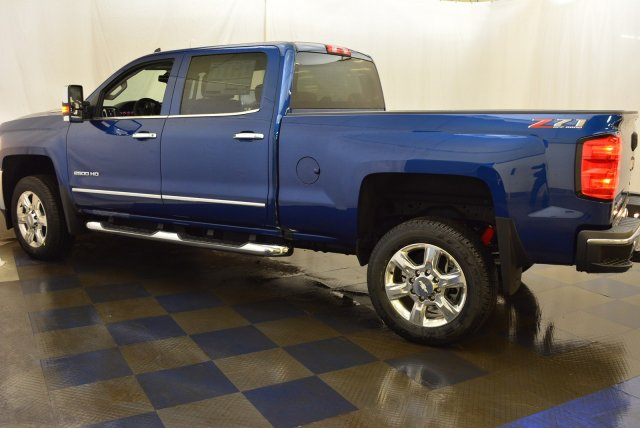 2019 Silverado 2500 Crew Cab 4x4,  Pickup #T90557 - photo 6