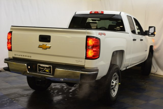 2019 Silverado 2500 Double Cab 4x4,  BOSS Pickup #T90564 - photo 10