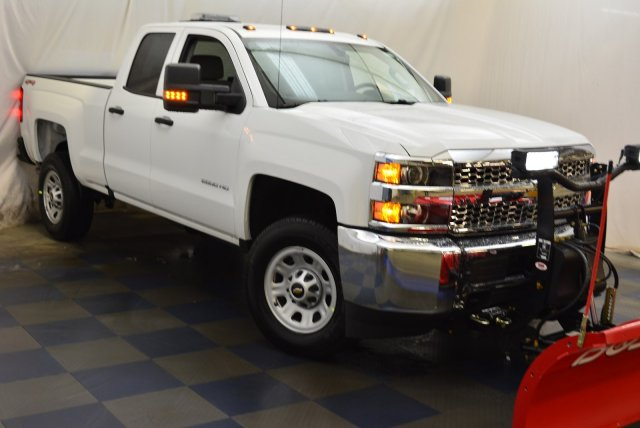 2019 Silverado 2500 Double Cab 4x4,  BOSS Pickup #T90564 - photo 5